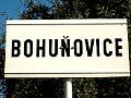 Bohuňovice [ ..u  Litomyšle ]